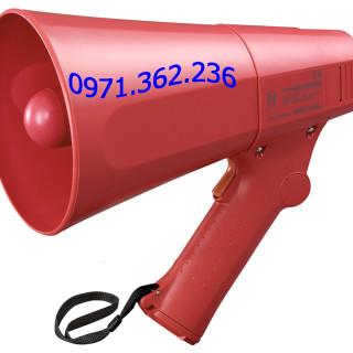 Loa cầm tay TOA ER-520S, công suất 10W, có còi hụ