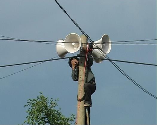 Loa nén TOA SC-651 được sử dụng nhiêù cho hệ thống phát thanh công cộng