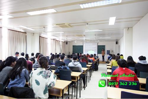 Phòng học khác tại đại học công nghiệp Hà Nội