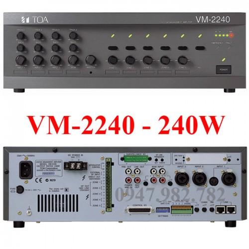 amply-toa-vm-2240