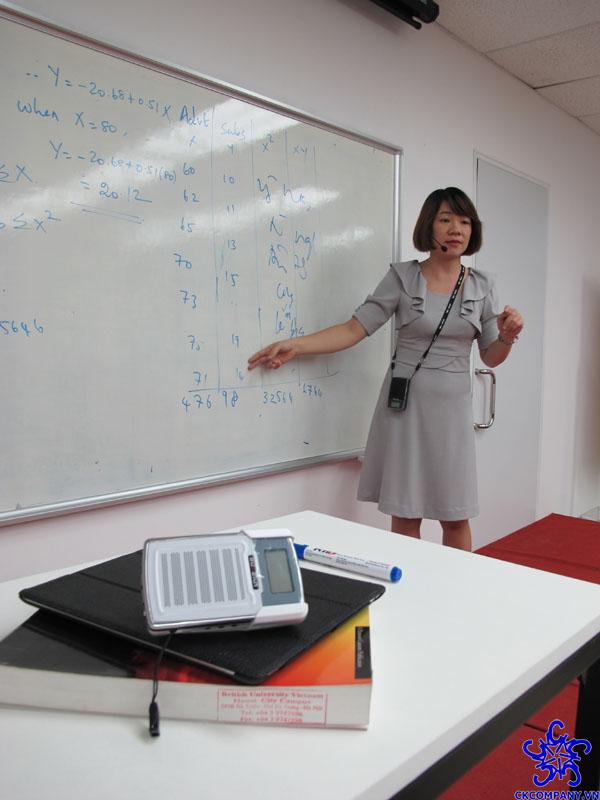 Giải pháp âm thanh di động cho phòng học