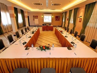 Âm thanh hội nghị được lắp tại phòng họp khách sạn JW Marriott- đường Đỗ đức Dục