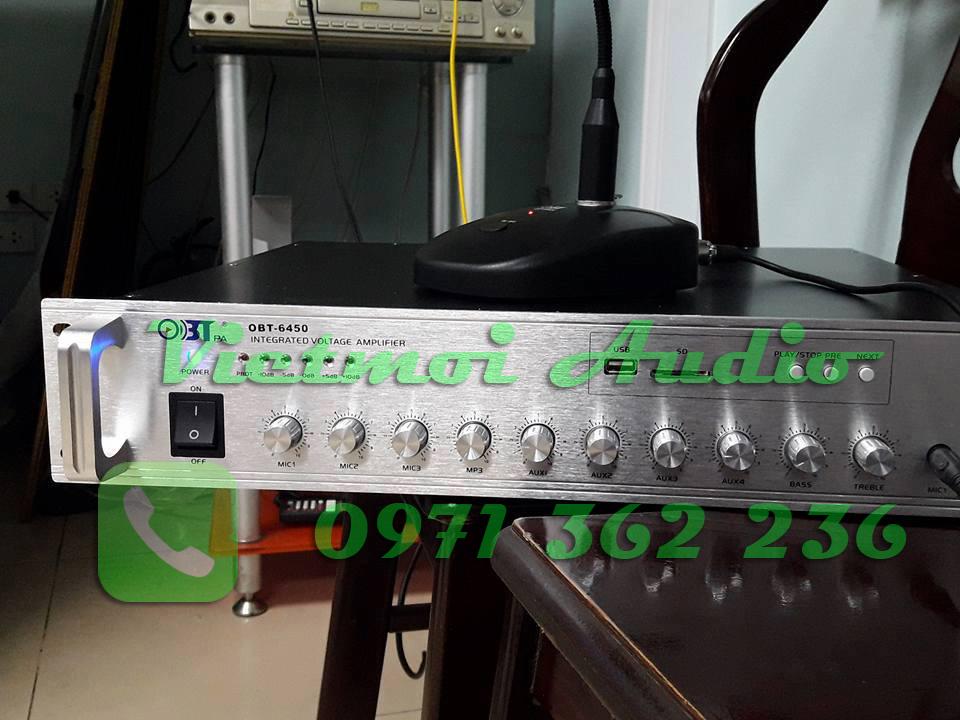 Amply OBT 6450 chính hãng