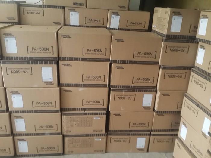 Việt Mới audio cung cấp amply jarguar 506N gold chính hãng