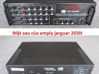 Amply jarguar PA 203N