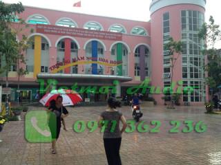 Dự án âm thanh cho trường mầm non Hoa Hồng