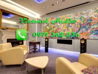 Dự án âm thanh tại nhà anh Tùng