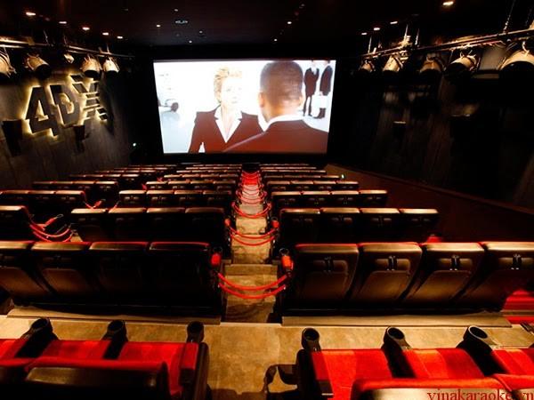Các lựa chọn loa cho phòng chiếu phim