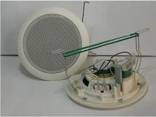 Đánh giá chất lượng loa âm trần PC 658 và PC 648R