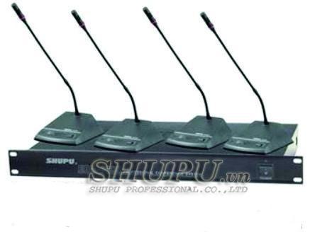 Micro không dây SHUPU VCS 204
