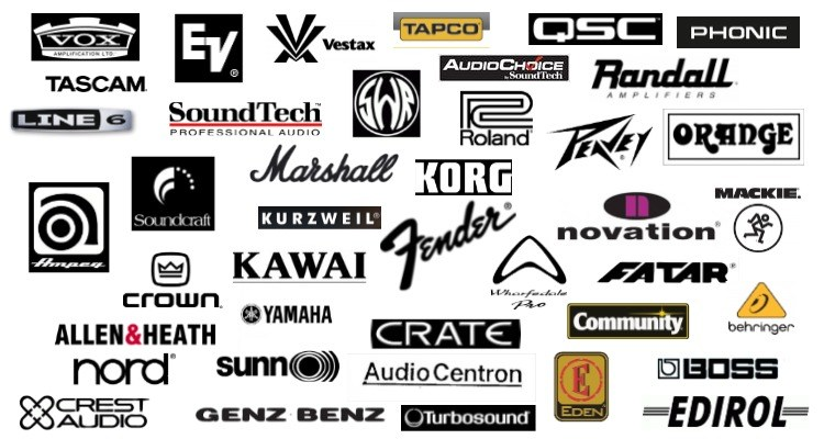 Những thương hiệu âm thanh nổi tiếng nhất
