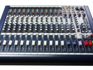 Bàn mixer là gì? tác dụng của bàn mixer trong hệ thống âm thanh
