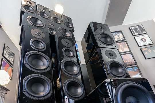 Tín đồ âm thanh quan tâm đến thiết bị hơn là chất nhạc.
