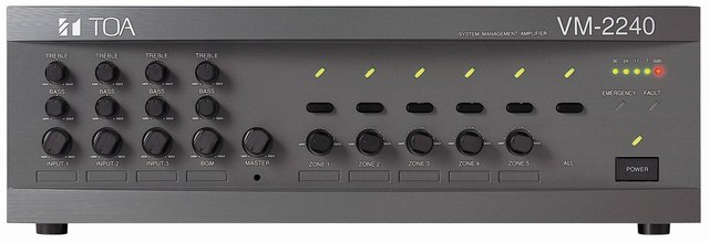 Amply TOA VM 2240 chất lượng.