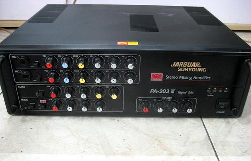 Amply Jarguar PA 203 nên lựa chọn loại nào tốt?