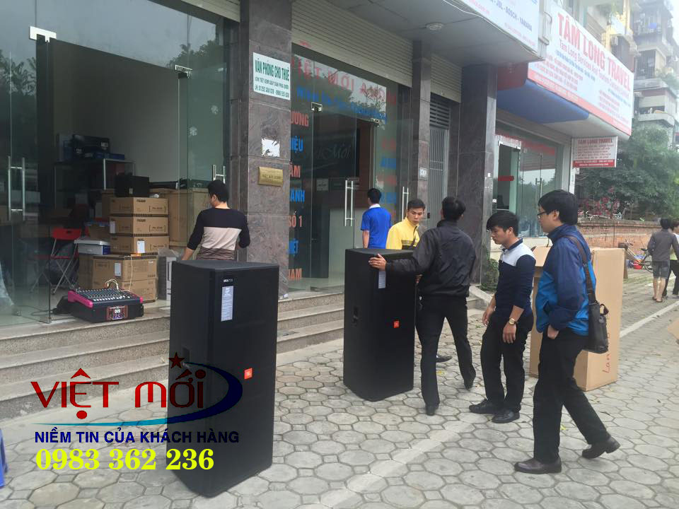 Loa cột OBT 162