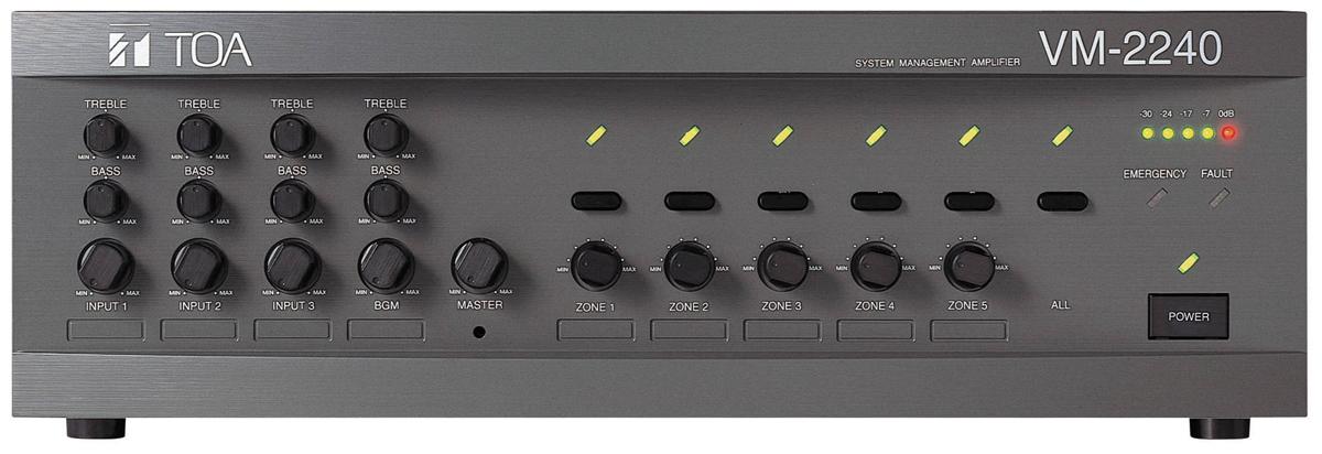 Amply Mixer TOA VM 2240