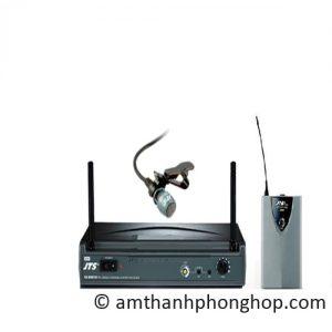 Bộ thu không dây và micro cài ve áo JTS US-8001D/PT-850B+CM-501