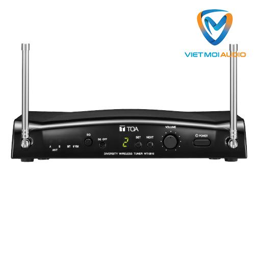 Bộ thu không dây UHF để bàn TOA WT-5810 F01