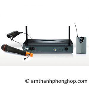 Bộ đầu thu và micro cài ve áo JTS US-8001D/PT-850B+CX-504