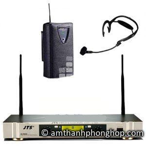 Bộ đôi đầu thu UHF và micro trùm đầu JTS US-902D/PT-850B+CX-504