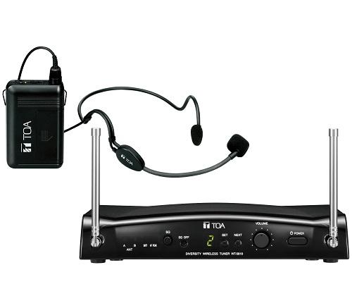 Micro không dây UHF TOA WM-5325