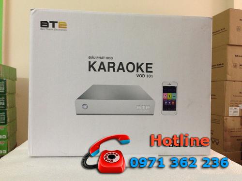 BXH đầu karaoke ổ cứng tốt nhất trên thị trường