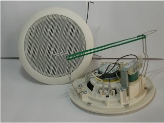Đánh giá loa âm trần TOA PC 658R và PC 648R
