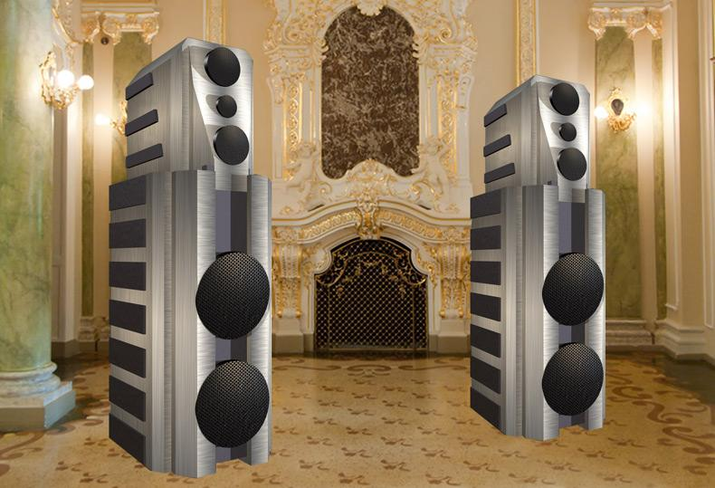 Moon Audio Signature Titan II