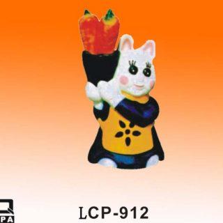 Loa giả đá QQPA hình thỏ ngọc LCP 912
