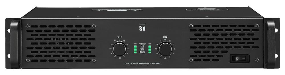 Cục đẩy 2 kênh TOA DA-1250D