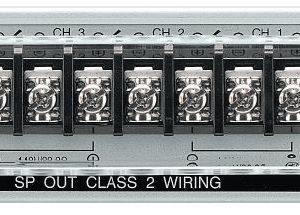 Cục đẩy 4 kênh TOA DA-250FH