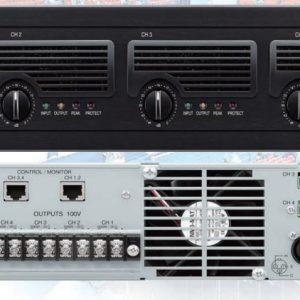 Cục đẩy 4 kênh TOA DA-500FH