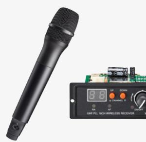 Bộ Micro không dây TOA WS-Z100H UHF
