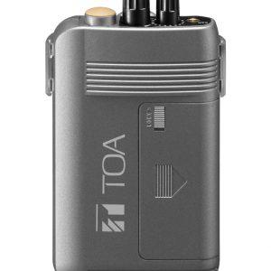 Bộ thu không dây di động TOA WT-5100