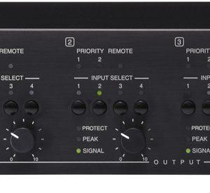 Matrix tăng âm 4 kênh TOA MA-725F