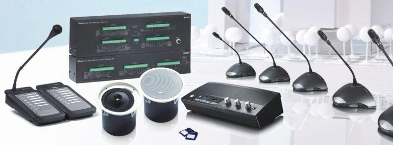 Hệ thống âm thanh TOA