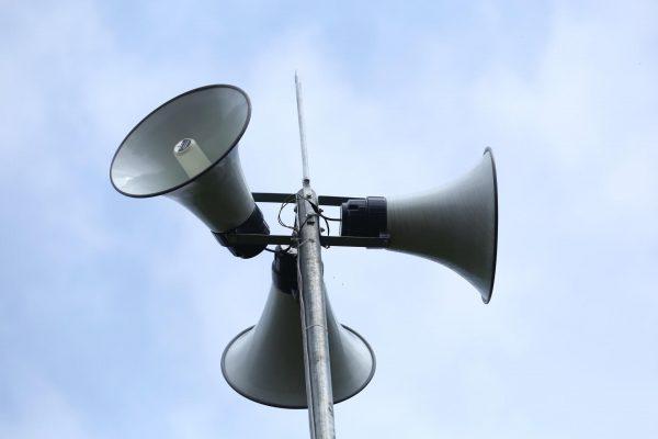 Hệ thống truyền thanh không dây