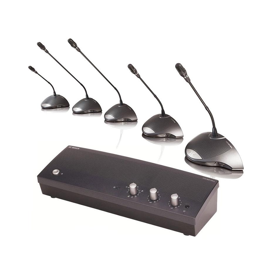 Micro Bosch - lựa chọn hàng đầu cho hệ thống âm thanh thông hội thảo